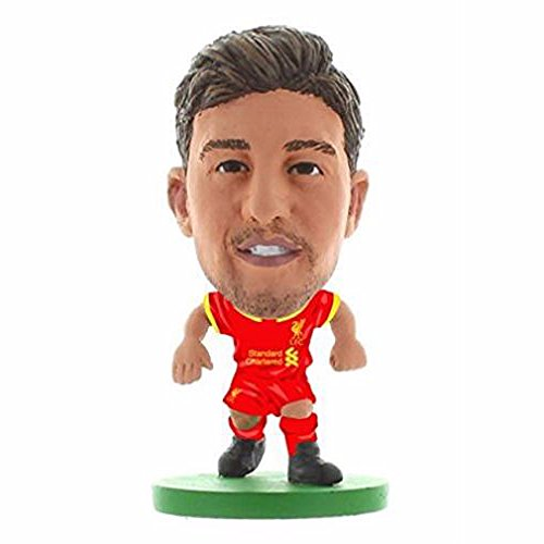 SoccerStarz Adam Lallana Liverpool FC Official Football Figure (One Size) (Multicoloured)