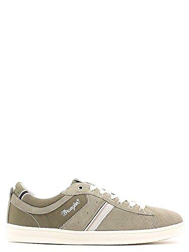 Wrangler WM161041 Sneakers Uomo Taupe