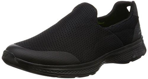 skechers-go-walk-4-zapatillas-para-hombre-negro-bbk-46-eu