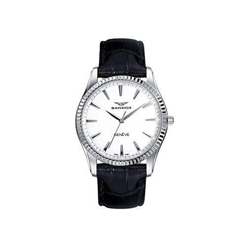 Sandoz Classic 81308-00 – Reloj de mujer, de acero , con correa de