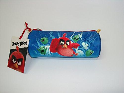Estuche Tombolino Angry Birds Kids