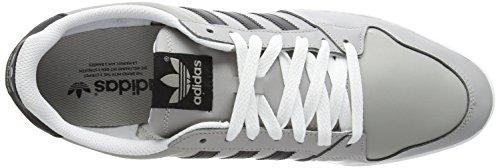 Herren Black Solid Adidas Sneakers Grey White ftwr Adilago core Grau mgh 5q5r8OX
