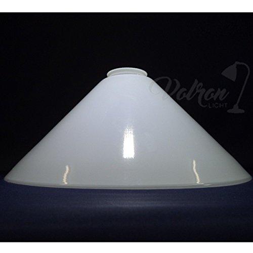 schusterschirm-ersatzglas-leuchtenschirm-lampenglas-mit-kragenrand-opal-weiss-glanzend-oe-290mm-hohe