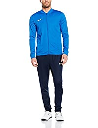 Nike Academy16 Knt Tracksuit 2, Chándal Para Hombre, Azul / Negro / Blanco  (Royal Blue/Obsidian/Obsidian/White), M