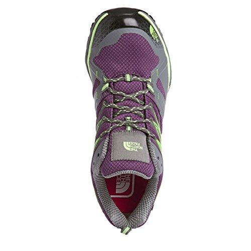 The North Face HEDGEHOG FASTPACK LITE GTX W Black Currant Purple / Paradise Green