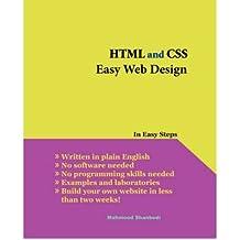 [(HTML and CSS Easy Web Design )] [Author: Mahmood Shanbedi] [Sep-2007]
