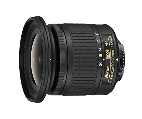 Nikon AF-P DX NIKKOR 10-20 mm 1:4.5-5.6G VR Objektiv schwarz (Nikon D610 Kamera)