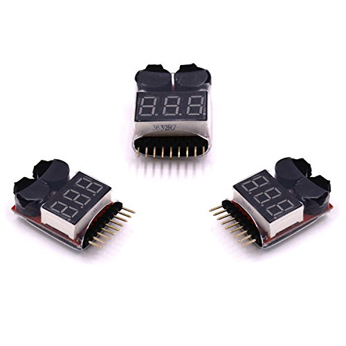 LHI 3 pcs 2 in 1 RC