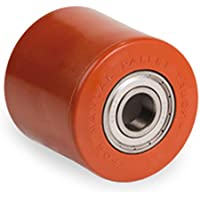 Polyurethan Rolle Polyamidkern 82 x 70 mm mit Kugellager Bohrung 20