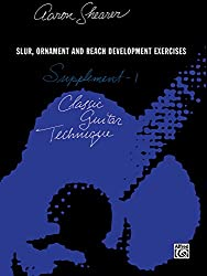 Slur, Ornament and Reach Development Exercises: Supplement I