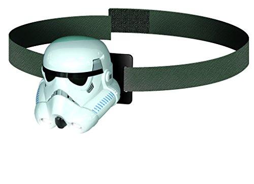 Philips 7192731z0Stormtrooper Star Wars/Disney Lampada Testa, in plastica, colore: bianco/nero