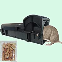Torque Traders Killer RatTrap Mouse Cage Trap Mousetraps Mouse Cage Recycled Ve