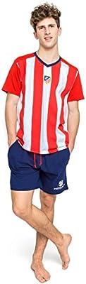 Pijama Oficial Hombre Atlético Madrid Manga Corta