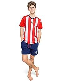 Pijama Oficial Atlético de Madrid Niño Manga Corta