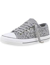 6914c0d857b01e Suchergebnis auf Amazon.de für  glitzer schuhe - Damen   Schuhe ...