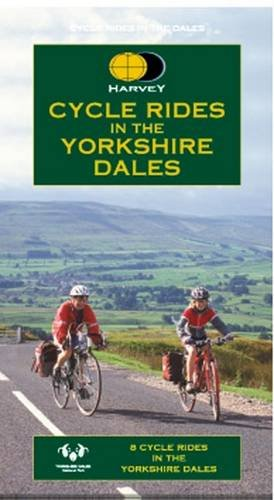 Cycle Rides in the Yorkshire Dales (Harvey) por Harvey Maps