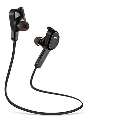 Micromax GC222 Compatible Certified Sports H850 Bluetooth 4.1 Wireless Bluetooth Earphone Headphone with Mic, Sweatproof Sports Headset, Best for Running and Gym, Stereo Sound Quality with Ergonomic-Design By jokin  available at amazon for Rs.1199