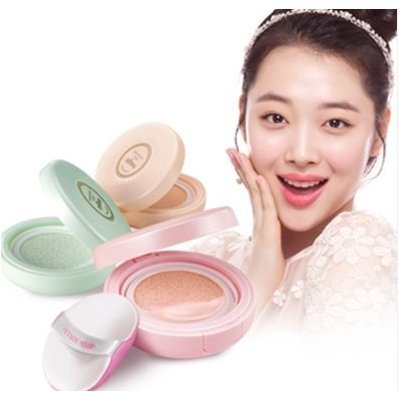 Etude House Precious Mineral Magic Any Cushion #MINT [Misc.] - cheap UK cushion store.