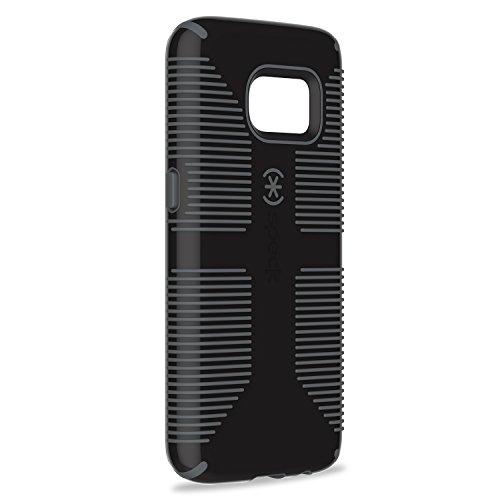 Speck Grip CandyShell harte Schutzhülle für Samsung Galaxy S7 schwarz/slate grau schwarz/slate grau