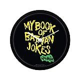 Mc Sid Razz Official DC Comics-My Book of Batman Jokes Wall Clock Gift