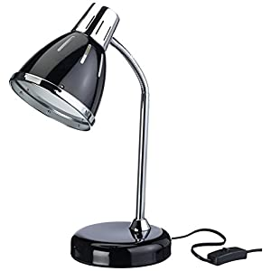 Grundig Lampe Bürolampe Schreibtischlampe Tischlampe Leselampe Leuchte Büroleuchte Schreibtischleuchte Tischleuchte Leseleuchte E27