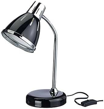 lampe de bureau lampe de lecture e27 luminaires et eclairage. Black Bedroom Furniture Sets. Home Design Ideas