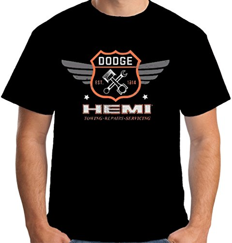 velocitee-speed-shop-mens-t-shirt-genuine-licensed-dodge-hemi-service-logo-a20415-black-xx-large