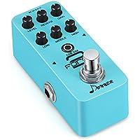 Donner Force 2 Mini Preamp Gitarre Elektrische Gitarre Vorverstärker Effektpedal