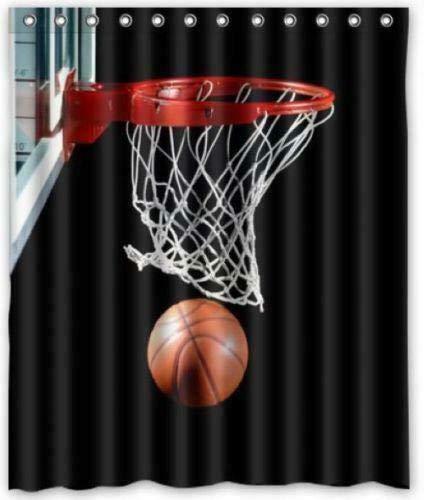 ajhgfjgdhkmdg Basketballkorb NBA Wasserdicht, pflegeleicht, langlebig und Abriebfest
