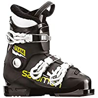 Salomon ALP. Boots Team T3 Black/Acid Green, Color Black/Acid-Green, tamaño 25.0/25.5
