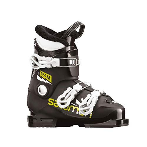 Salomon ALP. Boots Team T3 Black/Acid Green Black/ORANGE - 22/22.5