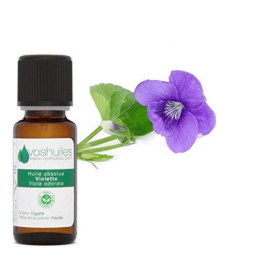 Huile Absolue de Violette (Viola odorata) - 5ml