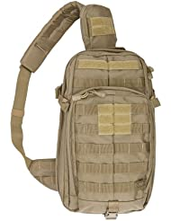 5.11 Tactical Rush 10 Mobile Operation Attachment Bag - 56964-328-Sandstone-1 SZ-, 1 Size, Arena