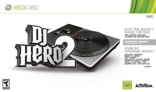 DJ Hero 2 Turntable Bundle -Xbox 360 by Activision