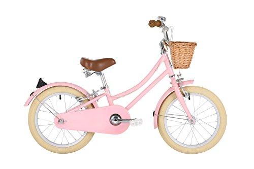 Bobbin bicicletta per bambini gingersnap 16 (rosa)