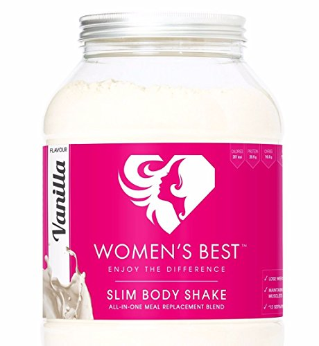 Women's Best Slim Body Shake – Vanilla 600g