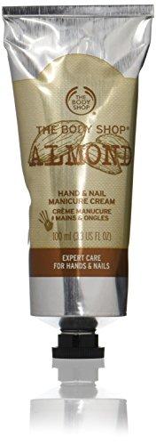 Hand und Nail Cream unisex, Mandel Hand- und Nagelcreme 100 ml, 1er Pack (1 x 100 ml) (Bee Nägel Set)