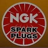 4 New NGK Iridium IX Spark Plug BKR7EIX # 2667 by NGK