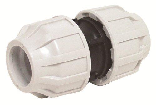 STP Fittings 08335020 - Connecteur de tuyau en polypropylène, 50 mm