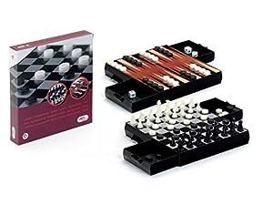 Cayro Ajedrez Damas - Backgammon Magne