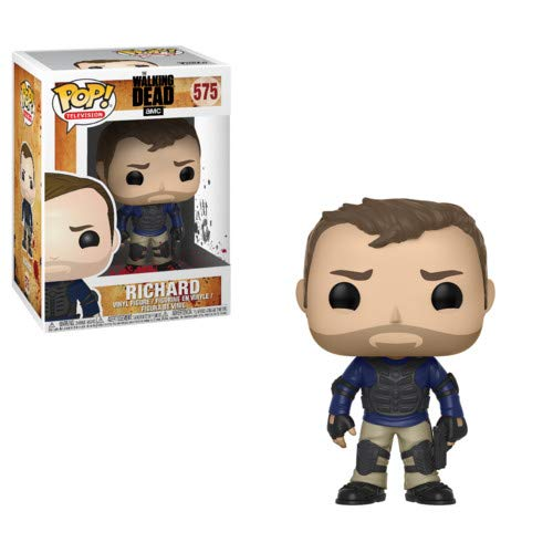 Funko Pop! - The Walking Dead Richard Figura de Vinilo (25203)