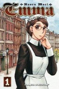 Emma nº 01/08 (Manga No) por Kaouru Mori