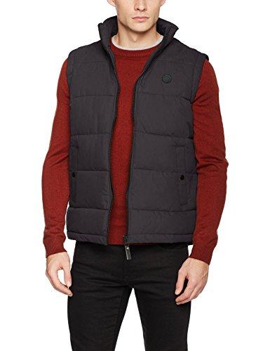 !Solid Herren Jacket - Thwang Outdoor Weste, Schwarz (Black 9000), X-Large