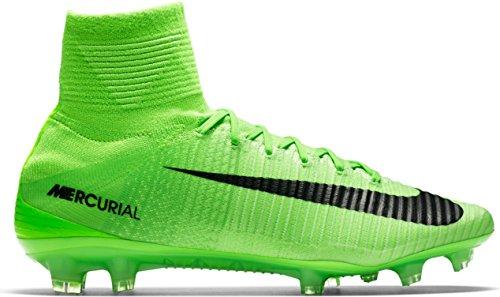 Nike Herren Mercurial Superfly V FG Fußballschuhe, Schwarz Mehrfarbig