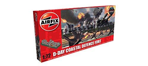 Airfix - Fortino di difesa in miniatura, scala 1:72