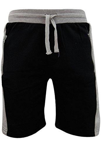 FC -  Pantaloncini sportivi  - Uomo Nero