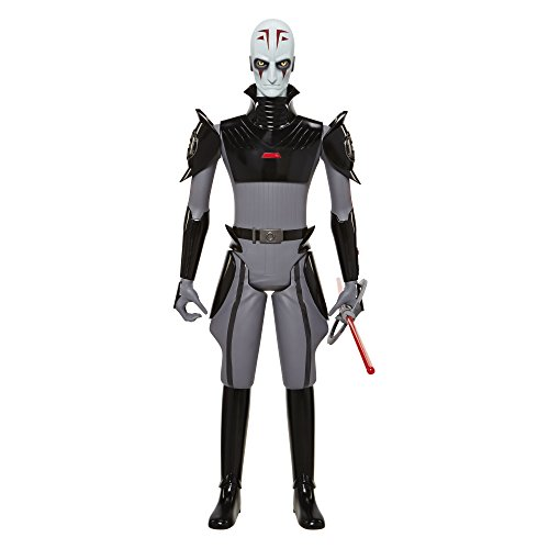 5 Star Wars Riesenactionfigur Inquisitor, Mehrfarbig ()