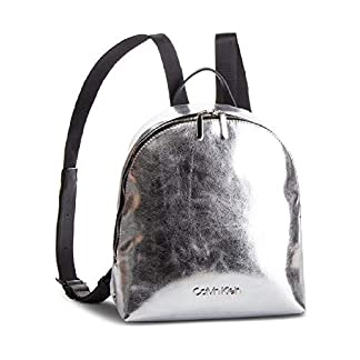 Calvin Klein ZAINO Donna Mod. K604926 067 Silver