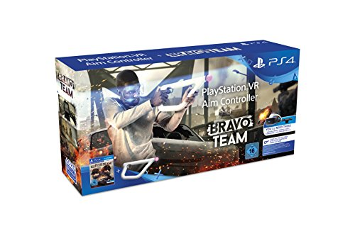 Bravo Team VR + PS VR-Ziel-Controller [PSVR]