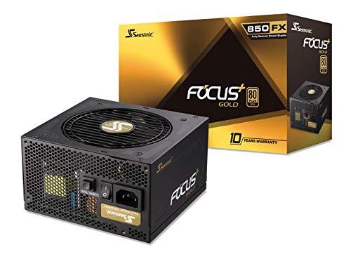Seasonic Focus Plus 850W Gold 80 Plus Full Modular-Netzteil